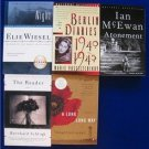 Lot 5 Best FICTION   WORLD WAR II  NIGHT/READER/BERLIN