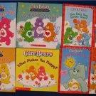 LOT 8 CARE BEARS FRIENDSHIP CLUB Books/Scholastic HC&PB