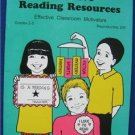 CREATIVE READING RESOURCES Grades 2-5  HOMESCHOOL ESL