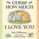 GUESS HOW MUCH I LOVE YOU (1995) by Sam McBratney HC
