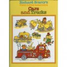 Richard Scarry's CARS & TRUCKS  Large Hardcover 1995