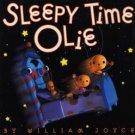 COLLECTIBLE Kid's  SLEEPY TIME OLIE  1st US ED/1ST PR