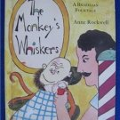 Vintage Children's Picture Book THE MONKEY'S WHISKERS (1971) Brazilian Folktale