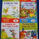 LOT 4 Books  WORD FAMILY TALES Read-aloud stories
