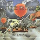 Children's Book JUNE 29,1999 by David Wiesner SPECIAL EDITION