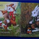 Lot 2 Children's books by JAN WAHL Doctor Rabbit'S Adventure