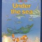 UNDER THE SEA(1990) Science Kid's book SUBMARINE VOYAGE