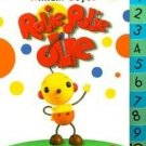 ROLIE, POLIE, OLIE - HOW MANY HOWDYS? DISNEY  Math/Numbers in Board Book