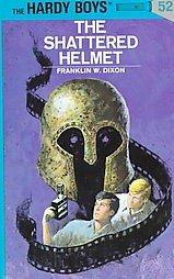 THE HARDY BOYS #  52 The Shattered Helmet  HC MYSTERY