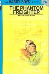 THE HARDY BOYS #26 The Phantom Freighter  HC  MYSTERY