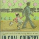 RARE Children's Book IN COAL COUNTRY Many AWARDS 1ST ED