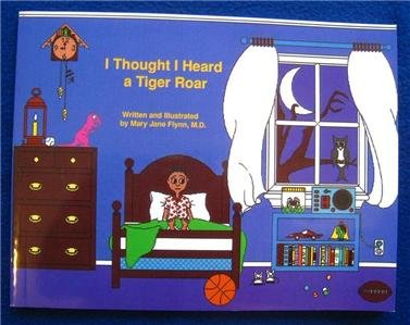 Picture Book I THOUGHT I HEARD A TIGER ROAR  NEW