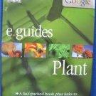 PLANT  e. guide GOOGLE & D.K by Dorling Kindersley  HC