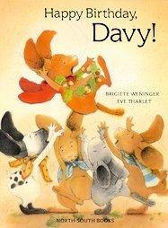 Children's Picture Book HAPPY BIRTHDAY, DAVY! Hardcover