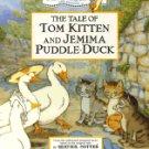 BEATRIX POTTER's The tale of Tom Kitten & Jemina LARGE