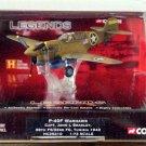 1:72 Scale Diecast WW2 P-40F Warhawk