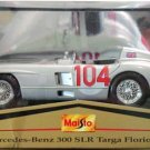 1:18 Scale1955 Mercedes Benz 300 SLR Targa Florio