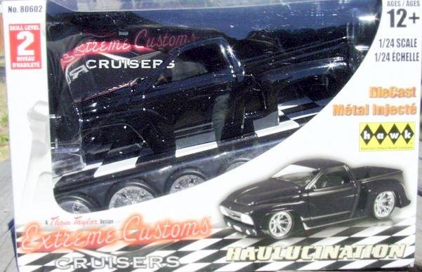 1:24 Scale Model Car Kit 'Haulucination' Custom Pickup