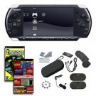 Sony PSP-3000 Core Bundle w/ 41 Games and 26 in 1 Accessory Kit