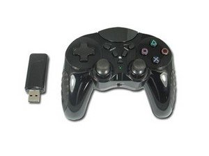 2.4 Ghz Wireless controller for Sony Playstation 3 (Third Party)