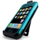 Speck SeeThru iPhone Case With Black Belt Clip. Comes With Free Screen Protector. Free Shipping!