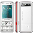 "X800 2.4"" Touchscreen Bluetooth Cellphone"