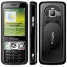 """T500 2.4"""" Silver Dual Sim Bluetooth Cellphone"""