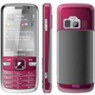 "N3000 2.2"" Tan Quadband Bluetooth Phone"