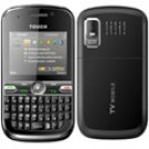 "C2000 2.2"" Black Dual Sim Quadband Cellphone"