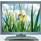 """20"""" Silver LCD Wide-Angle TV"""