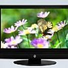 "37"" Black LCD Widescreen TV"