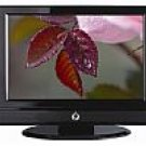 "19"" Black LCD Widescreen TV"