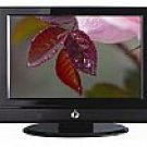 "26"" Black LCD Wide-Angle TV"