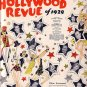 Singin' in the Rain MGM Hollywood Revue of 1929 Vintage Sheet Music - 120