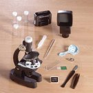 34-Piece Microscope Set