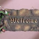 Dragon Welcome Wall Plaque