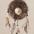 Eagle Design Faux Medicine Wheel