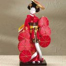 Japanese Doll With Hats