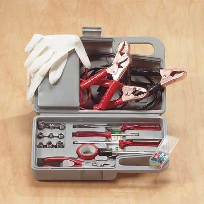 30-Piece Emergency Tool Set