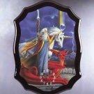 Wizard, Dragon, Unicorn Clock