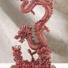 Hong Tze Dragon With Crystal Ball