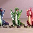See, Hear, Speak No Evil Dragons