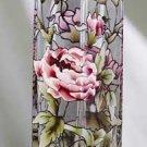 Victorian Roses Bud Vase