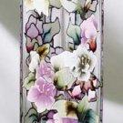 Victorian Flowers Bud Vase