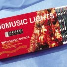 140 Musical Christmas Lights