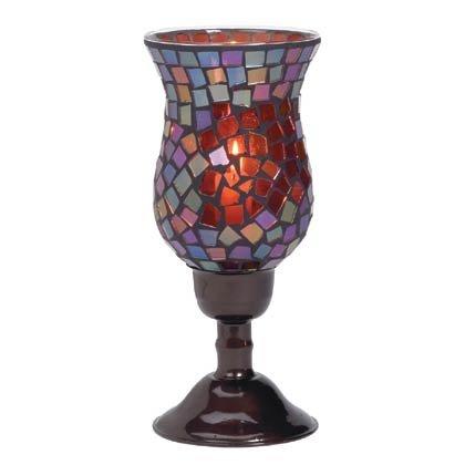 Mosaic Candleholder