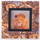 Safari Framed Lion