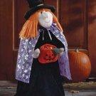Plush Witch Doll