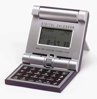 Digital Clock Calculator