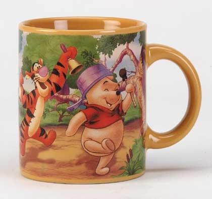 Winnie the Pooh Ceramic Mug